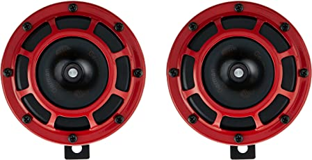 Hella 003.399-841 Red Grill Supertone Horn