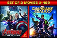 Avengers : Age of Ultron/Guardians of the Galaxy
