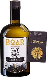 BOAR Premium Dry Gin / Gin des Jahres (ISW 2019) / H?chstpr?mierter Gin der Welt / Kleine Schwarzw?lder Brennerei seit 1844 /
