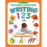 Writing 123 (1-20) (Pre-School Picture Books)