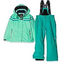 CMP Feel Warm Flat 5.000 39w1995 Set Giacca e Pantaloni Bambina