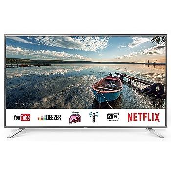 "Sharp Aquos Smart TV da 65"", UHD 4K, Suono Harman Kardon"