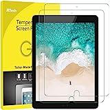 JETech Protector de Pantalla Compatible iPad Air 3 (10,5 Pulgadas Modelo 2019) y iPad Pro 10,5 (2017) Vidrio Templado, 2 Unid