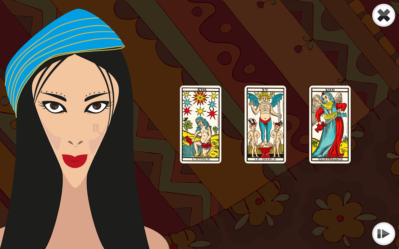 how to read marseilles tarot cards