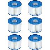 Intex, Filterpatroon voor Easy-Set- / PureSpa-zwembad, 29001E, type S1, 6 stuks