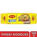Nestle Maggi 2-minute Instant Noodles, Masala - 560g Pouch