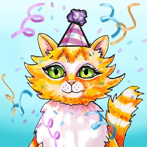 Cat HAT Party
