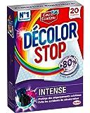 Décolor Stop Intense – Lingettes Anti–Décoloration – 20 Lingettes – Dégorgements Extrêmes