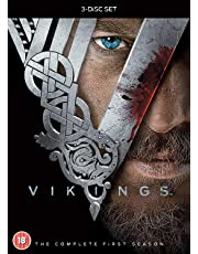 Vikings: The Complete Season 1 (3-Disc Box Set) (Fully Packaged Import) (Region 2)