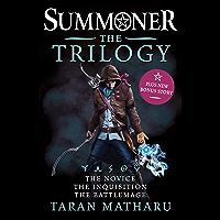 SUMMONER: The Trilogy: (Books 1-3 BOXSET)
