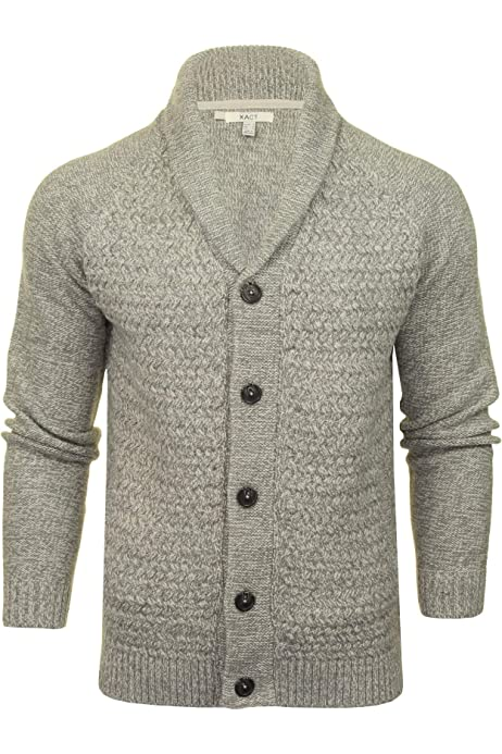 Goodthreads Supersoft Marled Cardigan Sweater Hombre Marca
