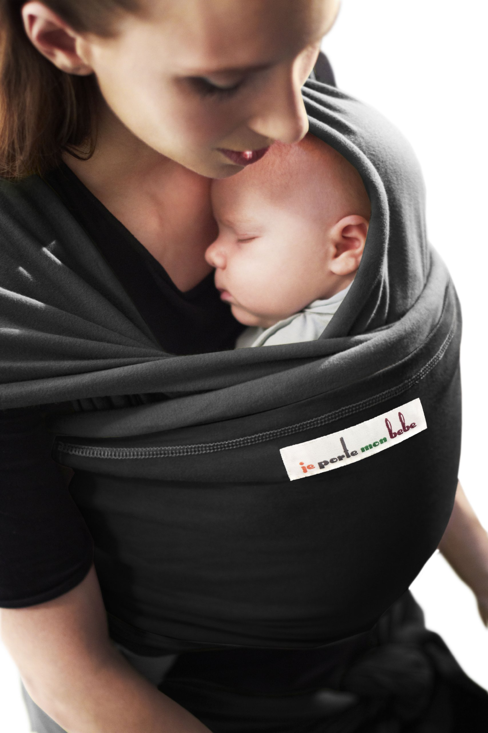Je Porte Mon Bébé L'Originale Baby Sling Je Porte Mon Bébé High Quality Elastic Baby Carrier Dense, elastic and breathable material Great support, fits your baby's body like a second skin. 18