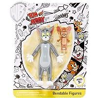 NJ Croce Tom and Jerry Bendable Figure Set