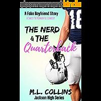 The Nerd & the Quarterback: A Sweet YA Romance (Jackson High Book 1) (English Edition)