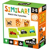 Headu- Similar Gioco Educativo, Multicolore, IT20768