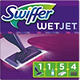 Swiffer WetJet spray mopp startkit Startpaket Normal Lila