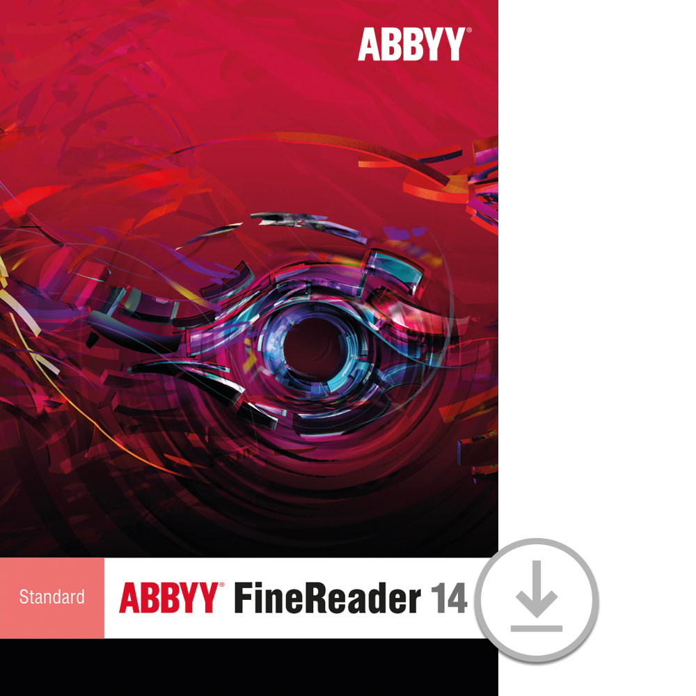 ABBYY FineReader 14 Standard for PC [Download]