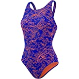 Speedo Damen Boom Allover Muscleback Badeanzug