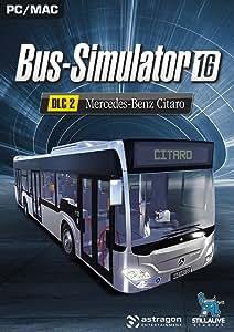 Bus-Simulator 16: Mercedes-Benz Citaro [PC/Mac Code - Steam]