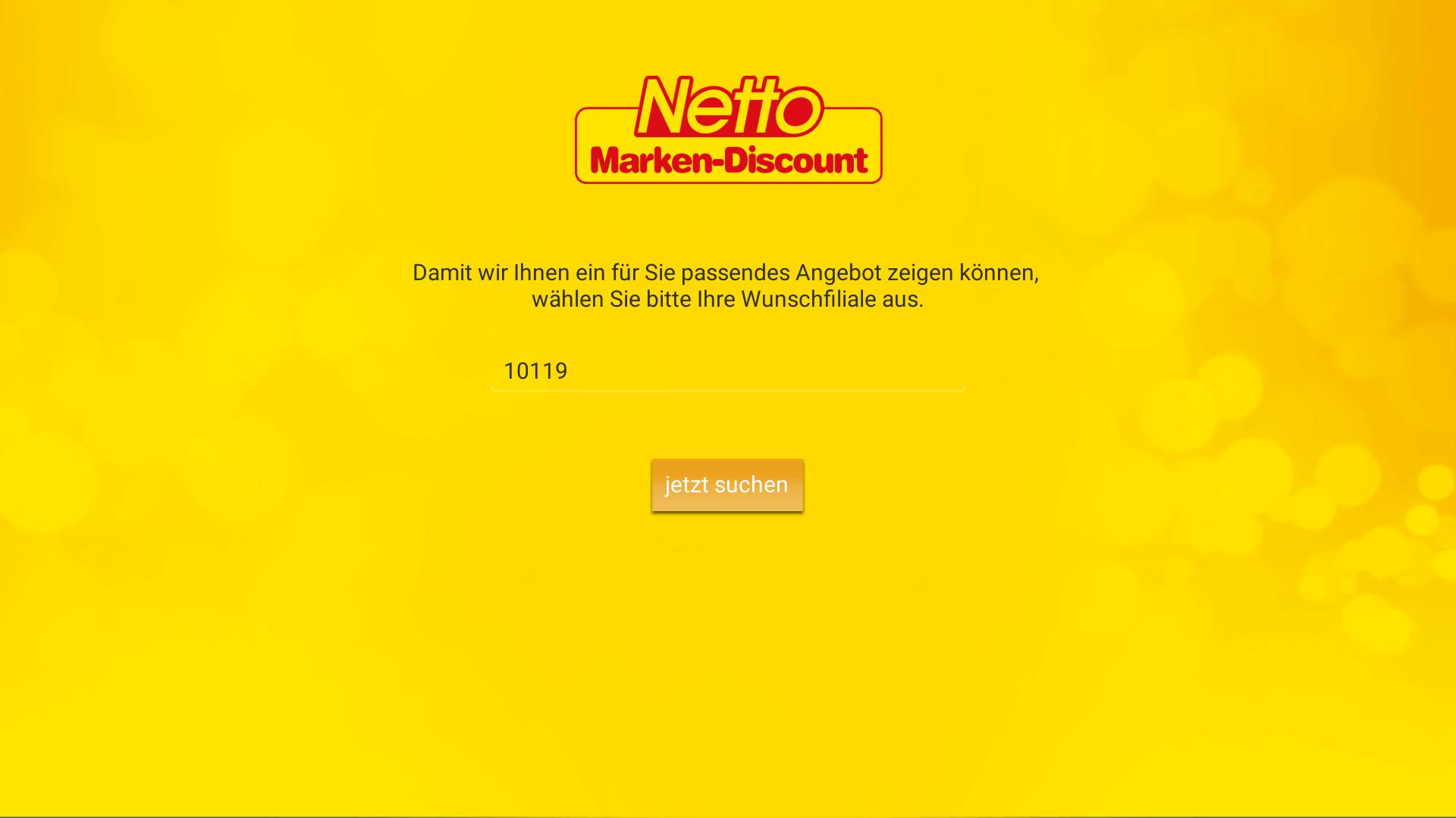000 - Netto Online Bewerbung