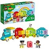 LEGO 10954 DUPLO Getallentrein - Leren Tellen Educatief Speelgoed, Trein Set voor Baby van 1.5 jaar Oud