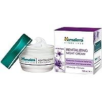 Himalaya Herbals Revitalizing Night Cream, 50g