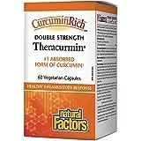 Natural Factors, CurcuminRich, Theracurmin, 60 Veggie Caps