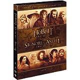 Lo Hobbit,Il Signore Degli Anelli (Box 6 Dv) Trilogie Cinematografiche