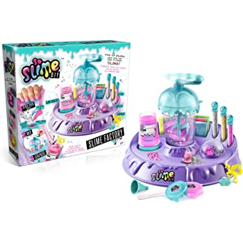 So Slime DIY SSC 002 Factory Slime, Assorted Colours