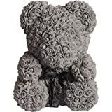 Baqah Rose Bear for Multiple occasions - Grey