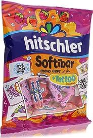 Hitschler Softibar Chewy Candy - 75 gm