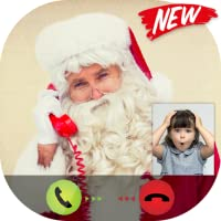 Live Video Call Santa Claus - Free Text Message - Free Fake Phone Calls ID PRO 2019 - PRANK FOR KIDS
