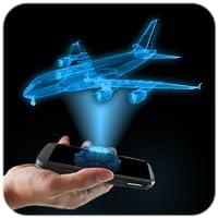 Real Hologram 3D (Funny Prank)