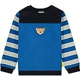 Steiff Mit Streifen Und Teddybärmotiv Sudadera para Niños