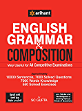 English Grammar & Composition  Very Useful for All Competitive Examinations