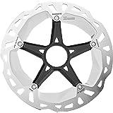SHIMANO Unisex - Volwassenen Rt-mt800 Ice Technologies Freeza remschijf, zilver/zwart, 180 mm