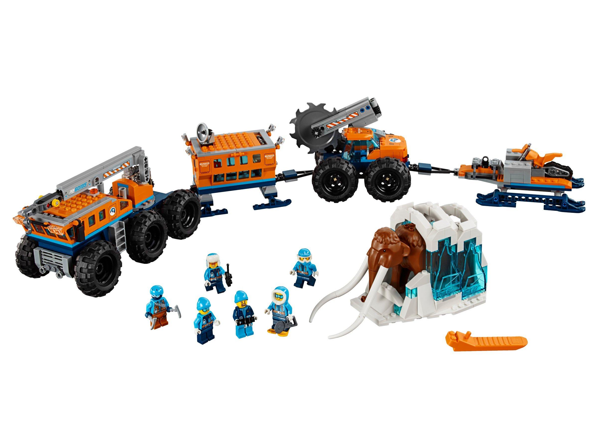 LEGO Base Mobile Di Esplorazione Artica Costruzioni Piccole Gioco o 562 2 spesavip