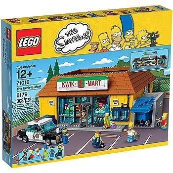 Lego - The Simpsons - 71016 - Kwik-E-Mart
