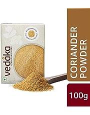 Amazon Brand - Vedaka Coriander (Dhania) Powder, 100g