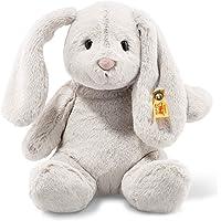 Steiff 80470 Hoppie Hase, hellgrau, 28 cm