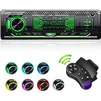 Autoradio Bluetooth Mains Libres, CENXINY 1 Din Universel pour Autoradio Bluetooth 5.0, Récepteur Radio 4X65W, Lecteur…