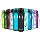 Super Sparrow Sports Water Bottle - 350ml & 500ml & 750ml & 1000ml - Non-Toxic BPA Free & Eco-Friendly Tritan Co…