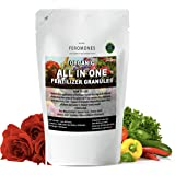FEROMONES All Purpose Plant Fertilizer Granules - Boosts Growth, Flowering and Fruiting - Organic Fertilizer for Home Plants