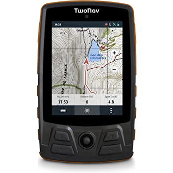 TwoNav Trail (Orange) - GPS Full Connect para Senderismo