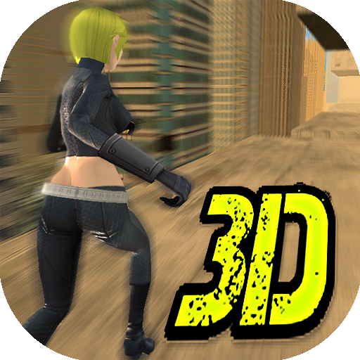 Crazy Roof Backflip Parkour Agent - Racing Stunt 3D - Amazon Clearance