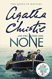 The World's Favourite: And Then There Were None, Murder on the Orient Express, The Murder of Roger Ackroyd by Agatha Christie