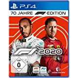 F1 2020 70 Jahre F1 Edition (PlayStation PS4)