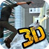 Jetpack Jump Roof Gangster Simulator