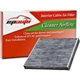 فلتر هواء CP285 (CF10285) بديل من اي بي اوتو/ فلتر هواء فاخر لسيارات تويوتا/لكزس/سايون/ سوبارو ومزود بالكربون المنشط