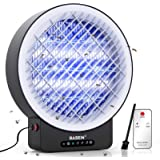 BASEIN Mosquito Bug Zapper, Mosquito killer UV Insect Killer Lamp Electronic Insect killer for Indoor, Timing and Remote Cont